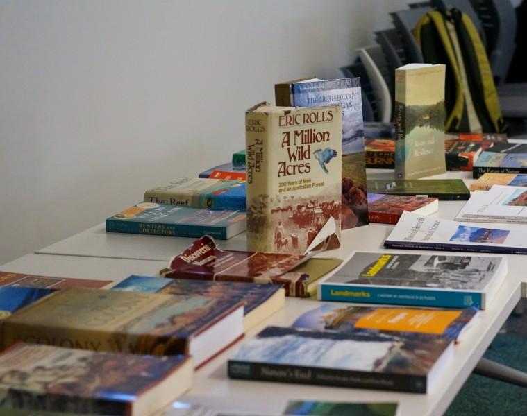 Environmental History books