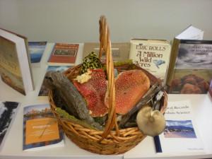 Fungi basket