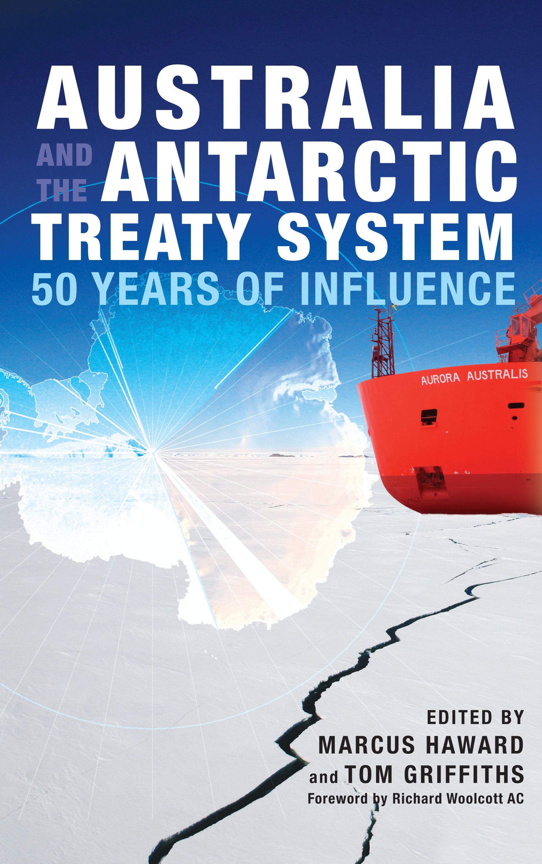 australia and the antarctic treaty system cover