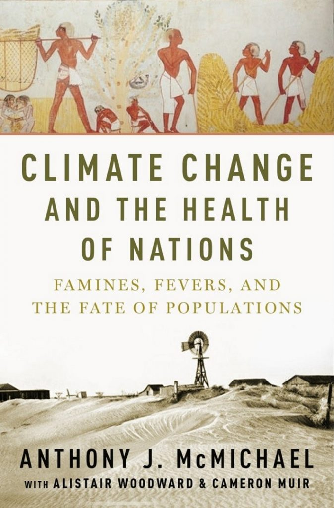 Climate Change and the Health of Nations cover