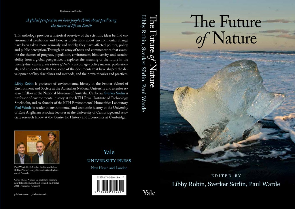 Future of Nature cover