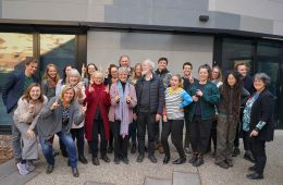 Participants in the Environmental History PhD Workshop