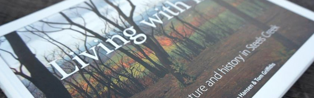 Living with fire book cover