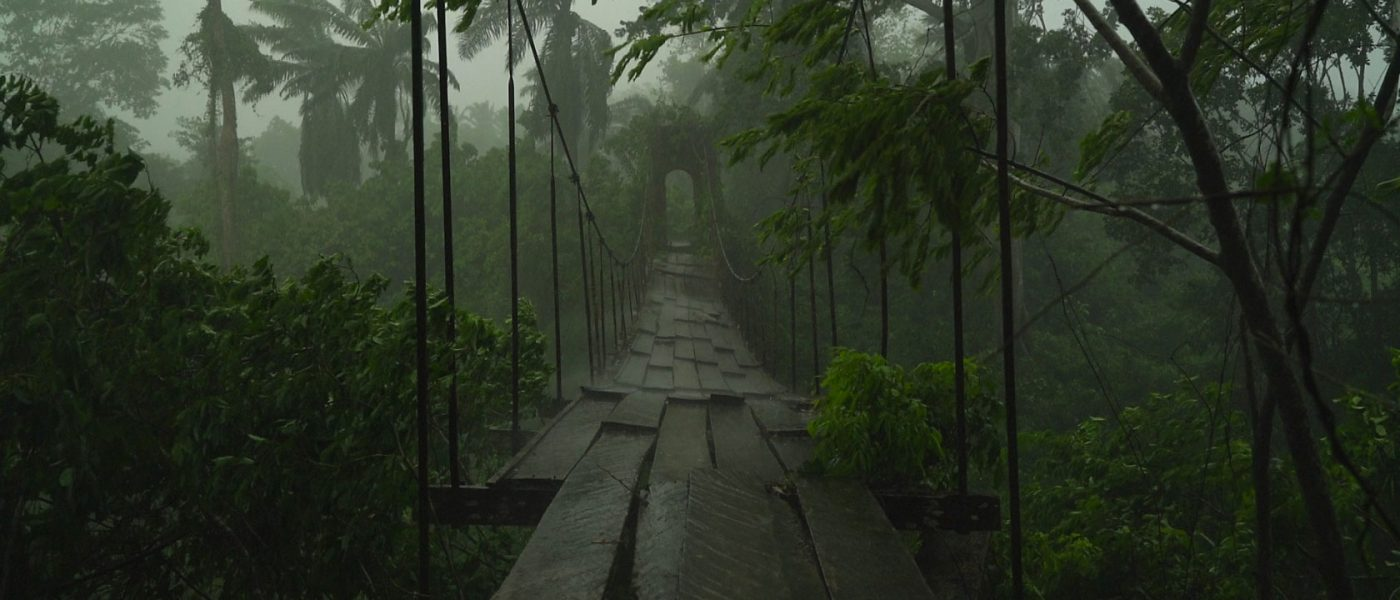 German Hanging Bridge