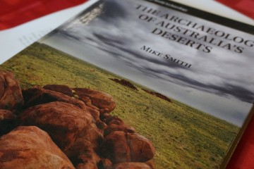 Archaeology of Australia's deserts cover