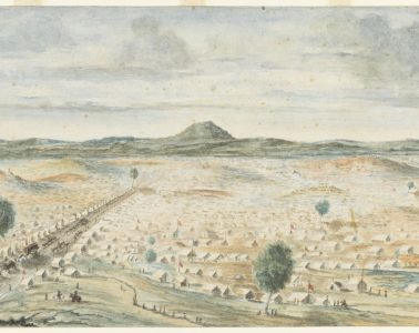 Ballarat goldfields 1854
