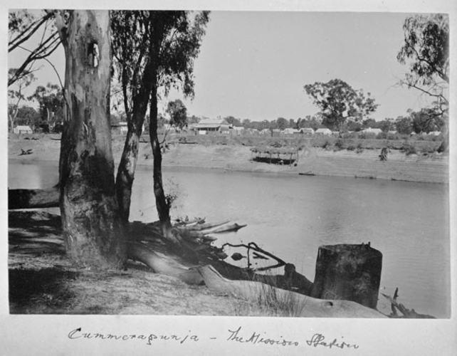 'Cummeragunja - The Mission Station,'