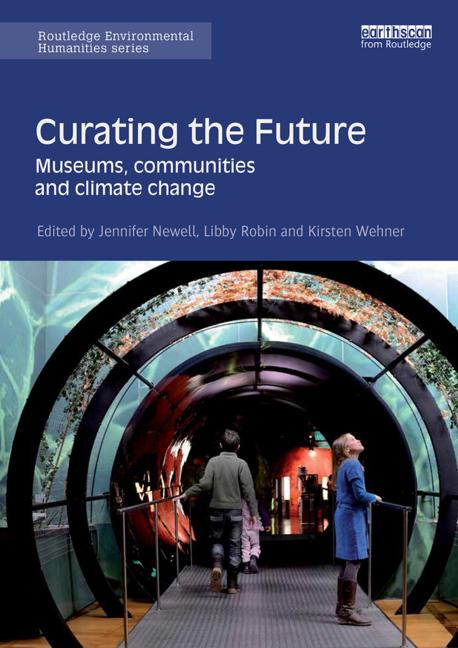 Curating the Future cover