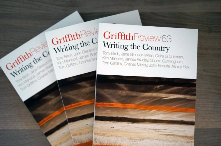 Griffith Review 63 Writing the Country